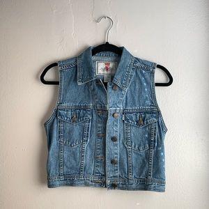 LEVI jeans for women vest